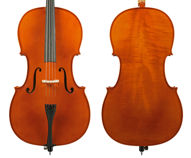 4/4 Gliga III Nitro Varnish Cello