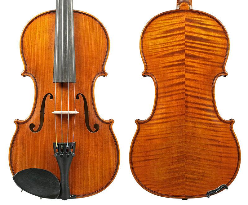 Vasile Gliga violin only